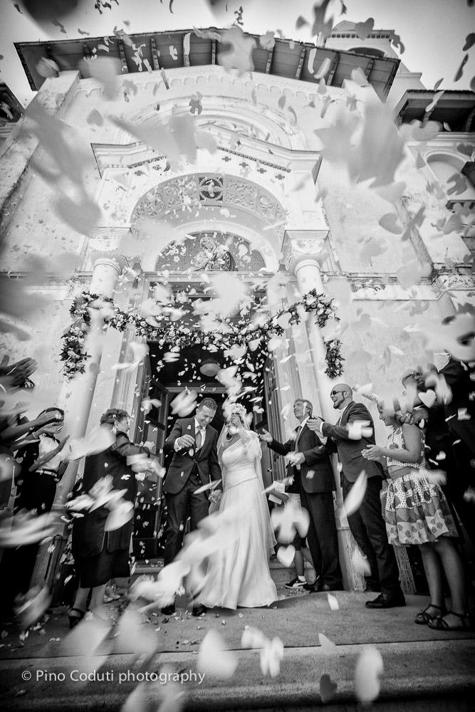 Matrimonio nella Chiesa della Mediatrice Troia