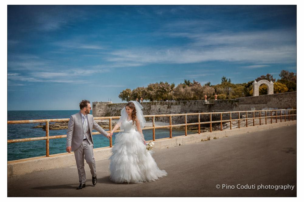 sposi a Trani