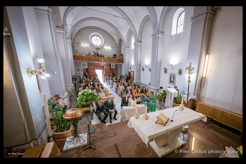 Matrimonio Maria SS. del Rosario ad Apricena