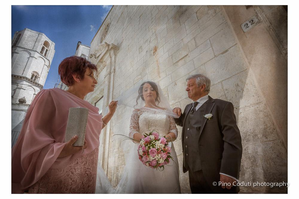 Monte Sant'Angelo matrimonio a Santa Maria Maggiore