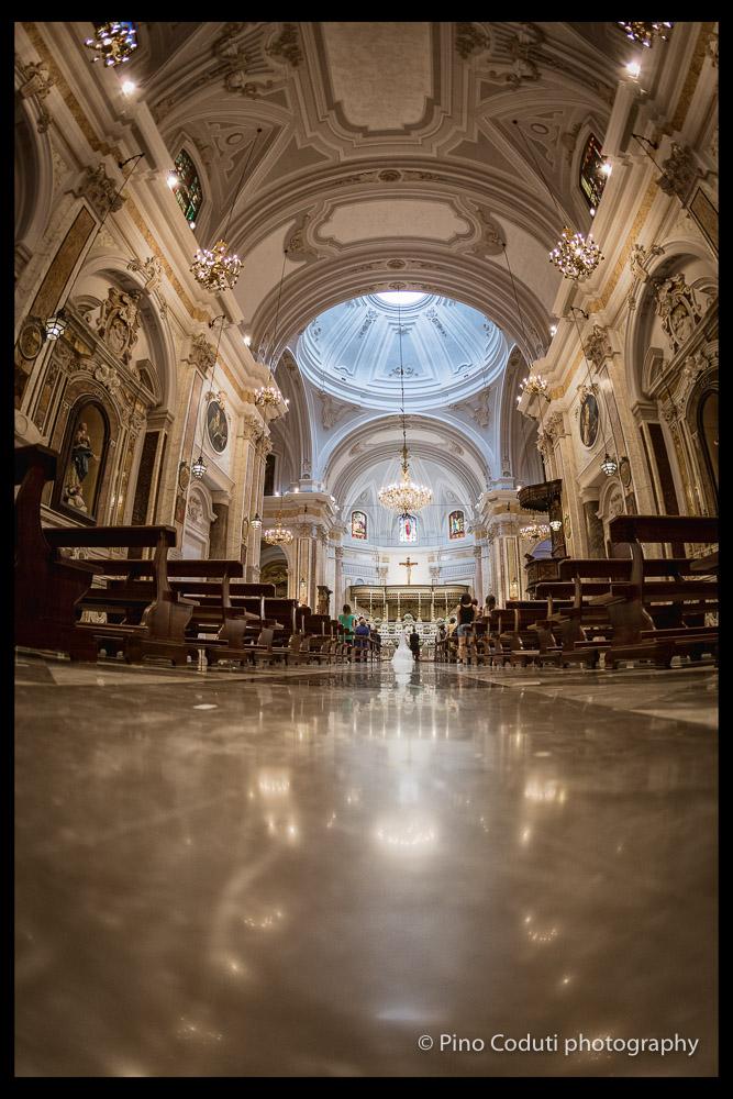 matrimonio a Foggia in Cattedrale