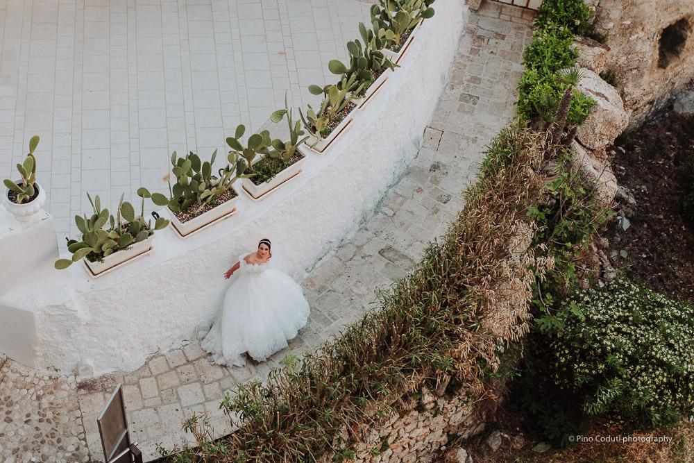 wedding a Polignano a Mare in Puglia