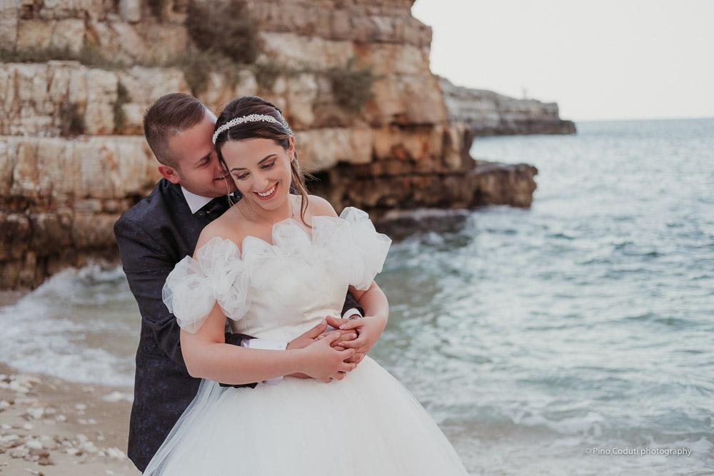 Engagement a Polignano