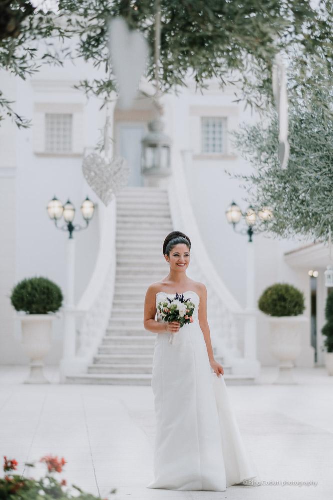 Sposa a Tenimento San Giuseppe a Foggia