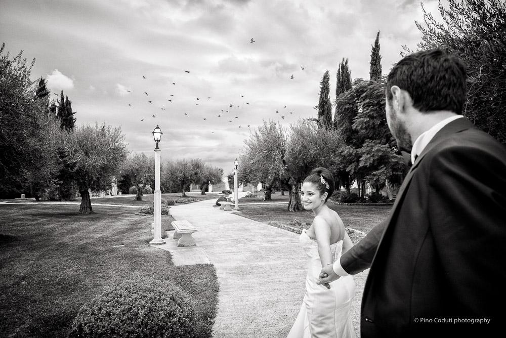Sposi a Tenimento San Giuseppe a Foggia