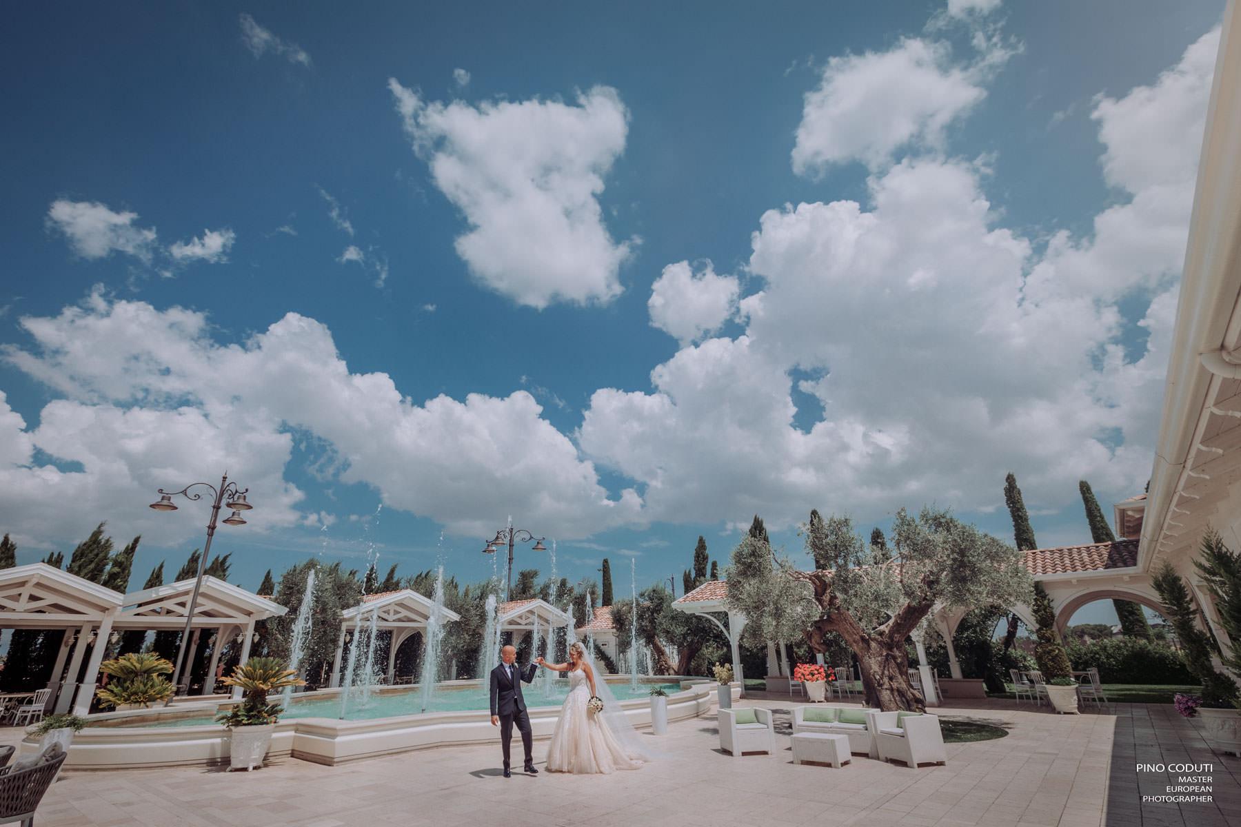 Dimora Romita a Foggia con gli sposi