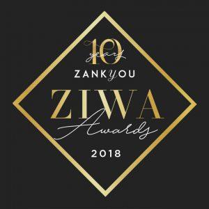 Pino Coduti premio Zankyou ZIWA 2018