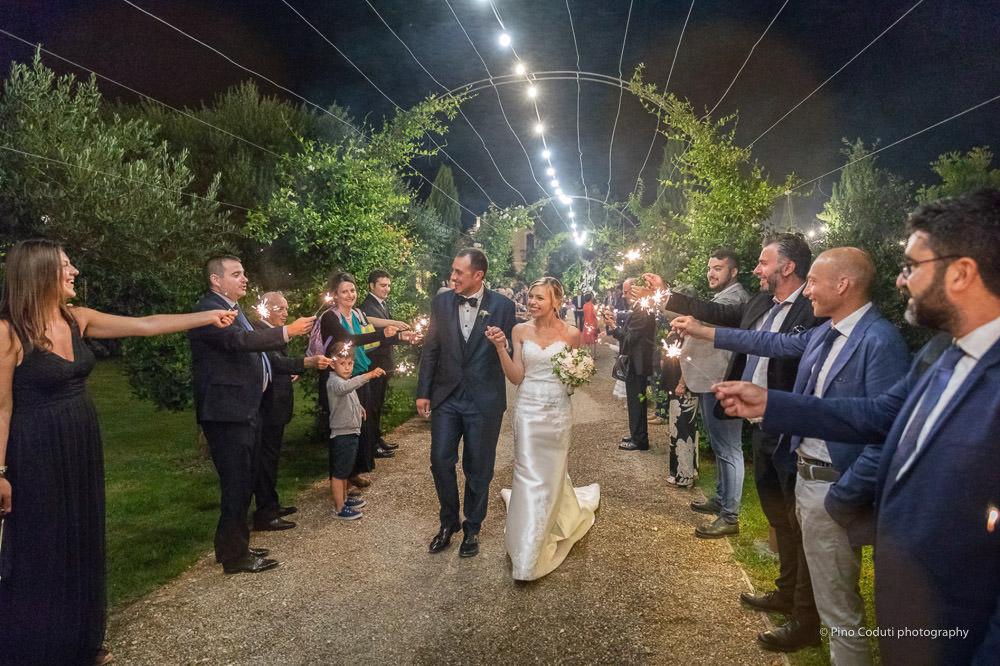 bellissimo matrimonio a Masseria Pietrafitta